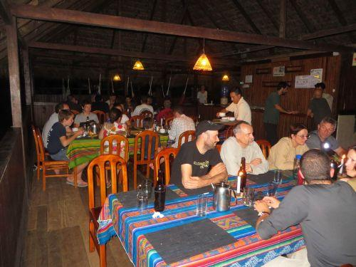 VACACIONES EN ECUADOR: Make great friends at the Cuyabeno Lodge when visiting the Amazon in Ecuador.