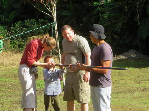 BEST TROPICAL ADVENTURE TOURS, [REVIEW]: BEST TROPICAL ADVENTURE TOURS, [REVIEW]: Cuyabeno Entry station for Amazon Visitors in Ecuador