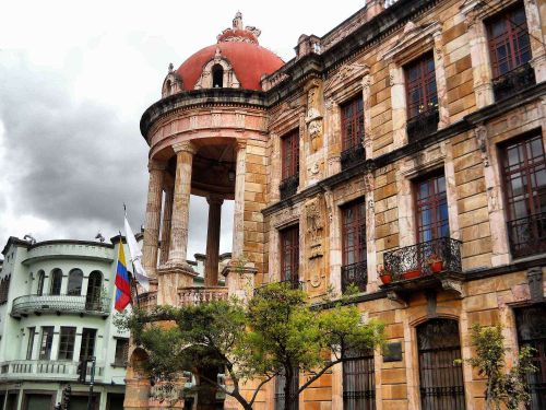 10 Best Nature Attractions in One Tour: City Hall Gallery of Cuenca, Old Town Cuenca.