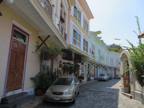 10 Best Nature Attractions in One Tour: Las Peñas artists street.