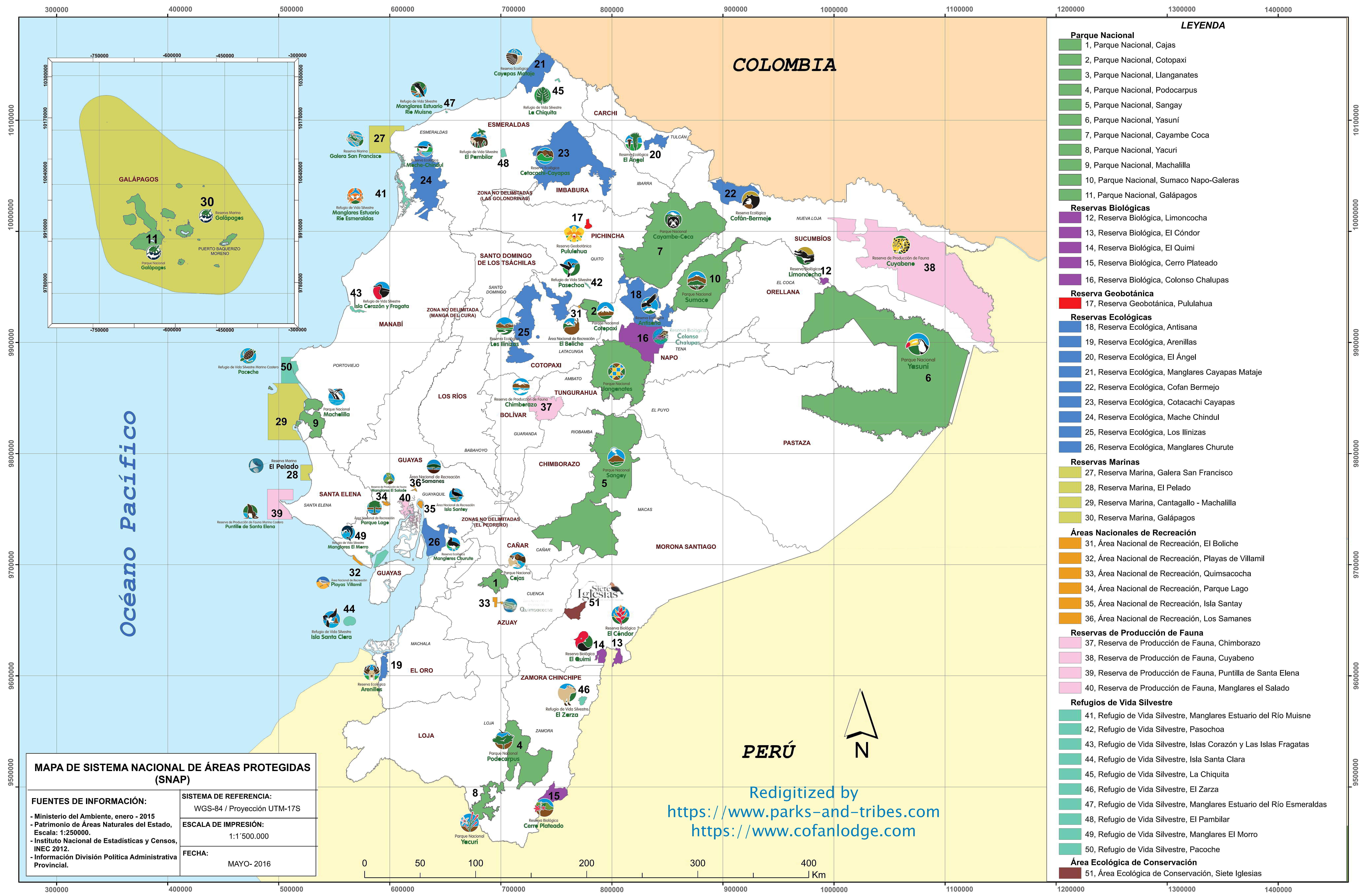 Turismo ecuador que visitar 100 mejores sitios 51 reas protegidas del ecuador gumiabroncs Image collections