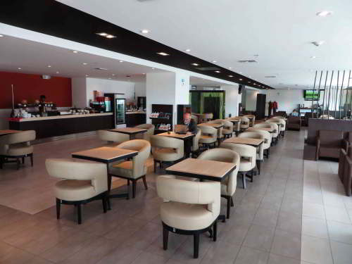 BEZIENSWAARDIGHEDEN QUITO: The new Quito Mariscal Sucre Airport VIP room