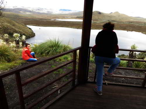 10 Best Nature Attractions in One Tour: Voladero Lake in Paramo del Angel Reserve